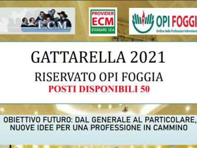 Gattarella 2021-riservato Opi FOGGIA